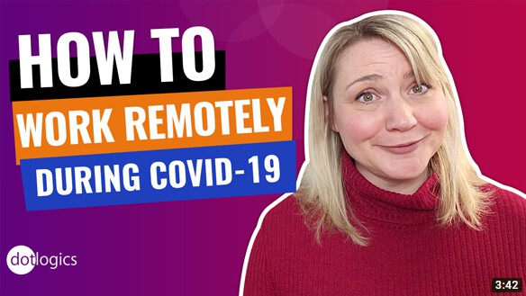 How to work remotely during COVID-19