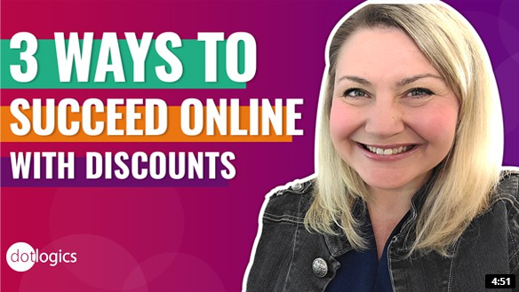 Succeed Online By Using These 3 Discount Strategies on Your eCommerce Site