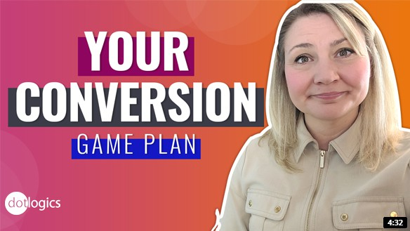 What Your Website Conversion Game Plan Needs